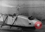 Image of Sikorsky VS-300 United States USA, 1941, second 22 stock footage video 65675072919