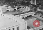 Image of Autogyro delivers mail to top of Post Office building United States USA, 1935, second 6 stock footage video 65675072921