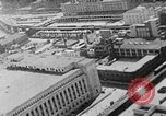 Image of Autogyro delivers mail to top of Post Office building United States USA, 1935, second 26 stock footage video 65675072921