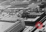 Image of Autogyro delivers mail to top of Post Office building United States USA, 1935, second 27 stock footage video 65675072921