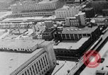 Image of Autogyro delivers mail to top of Post Office building United States USA, 1935, second 28 stock footage video 65675072921