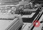 Image of Autogyro delivers mail to top of Post Office building United States USA, 1935, second 29 stock footage video 65675072921