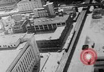 Image of Autogyro delivers mail to top of Post Office building United States USA, 1935, second 30 stock footage video 65675072921