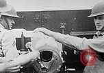 Image of Kellett KD-1 autogiro flies over troops in maneuvers United States USA, 1934, second 23 stock footage video 65675072922