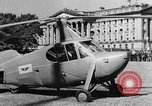 Image of aerobile autogiro demonstration at National Mall Washington DC USA, 1936, second 9 stock footage video 65675072939