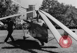 Image of aerobile autogiro demonstration at National Mall Washington DC USA, 1936, second 18 stock footage video 65675072939