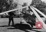 Image of aerobile autogiro demonstration at National Mall Washington DC USA, 1936, second 19 stock footage video 65675072939