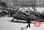 Image of aerobile autogiro demonstration at National Mall Washington DC USA, 1936, second 25 stock footage video 65675072939