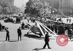 Image of aerobile autogiro demonstration at National Mall Washington DC USA, 1936, second 28 stock footage video 65675072939