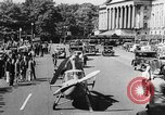 Image of aerobile autogiro demonstration at National Mall Washington DC USA, 1936, second 29 stock footage video 65675072939