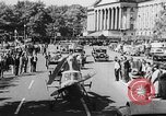 Image of aerobile autogiro demonstration at National Mall Washington DC USA, 1936, second 32 stock footage video 65675072939