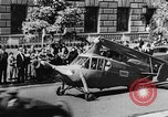 Image of aerobile autogiro demonstration at National Mall Washington DC USA, 1936, second 33 stock footage video 65675072939