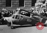 Image of aerobile autogiro demonstration at National Mall Washington DC USA, 1936, second 35 stock footage video 65675072939