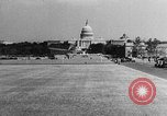 Image of aerobile autogiro demonstration at National Mall Washington DC USA, 1936, second 46 stock footage video 65675072939