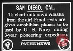 Image of amphibian aircraft San Diego California USA, 1928, second 12 stock footage video 65675072949