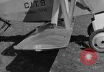 Image of biplane landing United States USA, 1928, second 13 stock footage video 65675072950