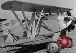 Image of biplane Los Angeles California USA, 1928, second 14 stock footage video 65675072951