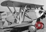 Image of biplane Los Angeles California USA, 1928, second 15 stock footage video 65675072951