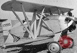 Image of biplane Los Angeles California USA, 1928, second 16 stock footage video 65675072951