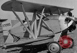 Image of biplane Los Angeles California USA, 1928, second 17 stock footage video 65675072951