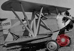 Image of biplane Los Angeles California USA, 1928, second 18 stock footage video 65675072951