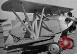 Image of biplane Los Angeles California USA, 1928, second 19 stock footage video 65675072951