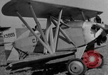 Image of biplane Los Angeles California USA, 1928, second 20 stock footage video 65675072951