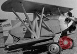 Image of biplane Los Angeles California USA, 1928, second 21 stock footage video 65675072951