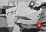 Image of biplane Los Angeles California USA, 1928, second 23 stock footage video 65675072951