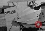 Image of biplane Los Angeles California USA, 1928, second 26 stock footage video 65675072951
