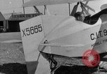 Image of biplane Los Angeles California USA, 1928, second 28 stock footage video 65675072951
