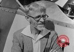 Image of biplane Los Angeles California USA, 1928, second 35 stock footage video 65675072951