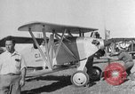 Image of biplane Los Angeles California USA, 1928, second 41 stock footage video 65675072951