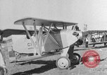 Image of biplane Los Angeles California USA, 1928, second 42 stock footage video 65675072951