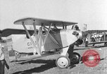 Image of biplane Los Angeles California USA, 1928, second 43 stock footage video 65675072951