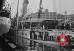 Image of Burned Presidential yacht Mayflower Philadelphia Pennsylvania USA, 1931, second 13 stock footage video 65675072969