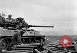 Image of US armor and infantry advancing in Ryukyu Campaign Pacific Theater, 1945, second 2 stock footage video 65675072977