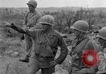 Image of US armor and infantry advancing in Ryukyu Campaign Pacific Theater, 1945, second 29 stock footage video 65675072977