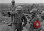 Image of US armor and infantry advancing in Ryukyu Campaign Pacific Theater, 1945, second 30 stock footage video 65675072977