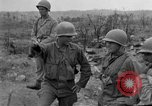 Image of US armor and infantry advancing in Ryukyu Campaign Pacific Theater, 1945, second 31 stock footage video 65675072977