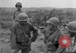 Image of US armor and infantry advancing in Ryukyu Campaign Pacific Theater, 1945, second 35 stock footage video 65675072977