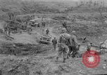 Image of US armor and infantry advancing in Ryukyu Campaign Pacific Theater, 1945, second 51 stock footage video 65675072977