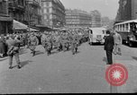 Image of allied prisoners Paris France, 1944, second 1 stock footage video 65675072986