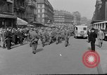 Image of allied prisoners Paris France, 1944, second 2 stock footage video 65675072986