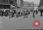 Image of allied prisoners Paris France, 1944, second 5 stock footage video 65675072986