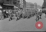 Image of allied prisoners Paris France, 1944, second 7 stock footage video 65675072986