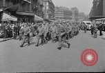 Image of allied prisoners Paris France, 1944, second 10 stock footage video 65675072986
