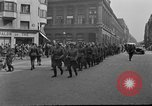 Image of allied prisoners Paris France, 1944, second 14 stock footage video 65675072986