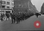 Image of allied prisoners Paris France, 1944, second 16 stock footage video 65675072986