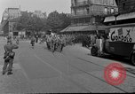 Image of allied prisoners Paris France, 1944, second 22 stock footage video 65675072986